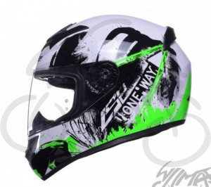 KASK LS2 FF352 Rookie One green