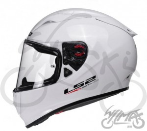 Kask LS2 Arrow R FF323 Solid White