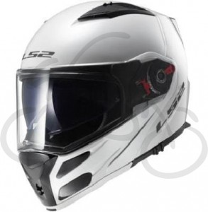 Kask LS2 Metro FF324 solid white