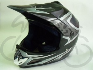 Kask  JUNIOR Mini Enduro