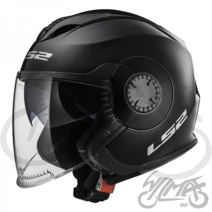 Kask LS2 OF570 Verso matt black