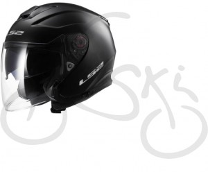 Kask LS2 OF521 Infinity solid matt black