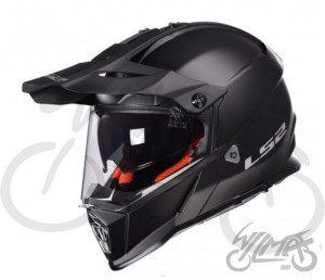 KASK LS2 MX436 PIONEER MATT BLACK