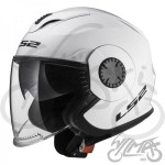 Kask LS2 OF570 Verso white