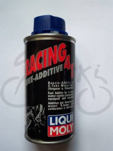 Dodatek LiquiMoly BIKE-ADDITIVE 4T do benzyny