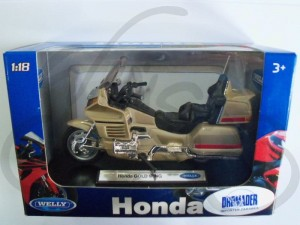 Model Motocykl Honda Gold Wing
