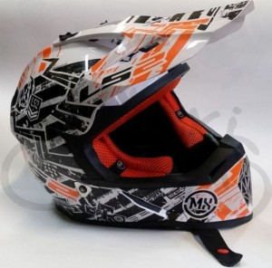 Kask LS2 MX437J Fast mini junior